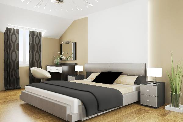 Well Designed Sleeping Environments – Bedrooms